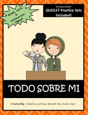"SPANISH  ""All About Me!"" *NO PREP BUNDLE"