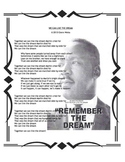 WE CAN LIVE THE DREAM - a Tribute to Dr. King (lyrics and audio track)