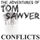 TOM SAWYER Conflict Graphic Analyzer - 6 Types of Conflict