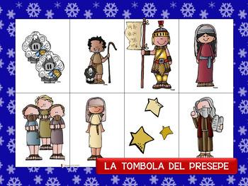TOMBOLA DEL PRESEPE