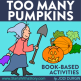 TOO MANY PUMPKINS Activities and Read Aloud Lessons for Di