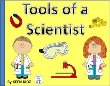TOOLS OF A SCIENTIST