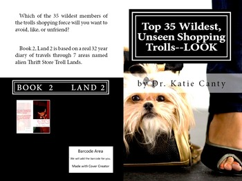 TOP 35 WILDEST, UNSEEN SHOPPING TROLLS--LOOK   BOOK 2