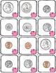 TOP IT! Counting Like or Mixed Coins Plus Bonus Game!