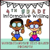 TOP SCORE WRITING 4th Grade Lesson 23 - Understanding the
