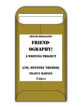 TOP SECRET Biography of a Friend