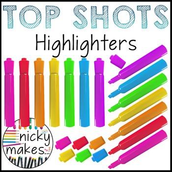 Highlighter Clips - TOP SHOTS