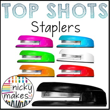 NickyMakes - TOP SHOTS - Staplers
