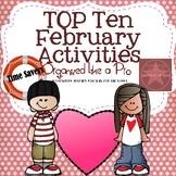 TOP Ten February Activities