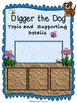 TOPIC and supporting DETAILS: A Digger the Dog companion activity - Beanie Baby