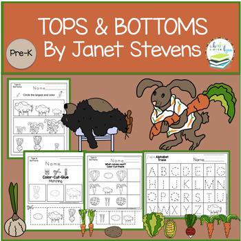 TOPS & BOTTOMS BOOK UNIT