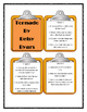TORNADO By Betsy Byars - Discussion Cards
