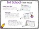 TOT SCHOOL: ALL ABOUT ME {Complete Curriculum - Bilingual}