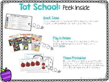 TOT SCHOOL: COLORS {Complete Curriculum - Bilingual}