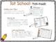 TOT SCHOOL: MY BODY {Complete Curriculum - Bilingual}