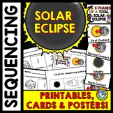 SOLAR ECLIPSE 2017 ACTIVITIES ⚫TOTAL SOLAR ECLIPSE SEQUENC