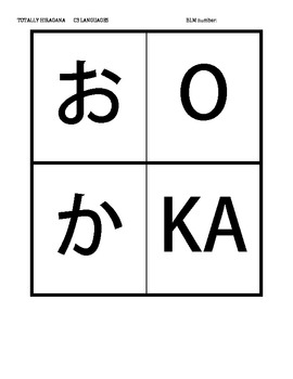 Learn hiragana quizzes