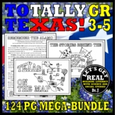 TOTALLY TEXAS Bundle for Grades 3-5