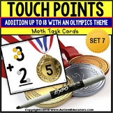 """TOUCH POINT Addition To 18 TASK CARDS OLYMPICS Theme """"Task Box Filler"""""""