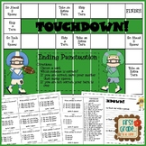 TOUCHDOWN Game--Ending Punctuation
