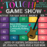 TOUGH! *Erin Frankel's WEIRD Series *Bullying Prevention & Empathy Lesson & Game
