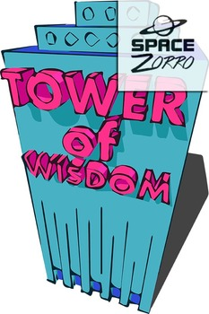 TOWER of WISDOM 3D image