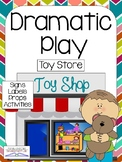 TOY SHOP Dramatic Play Center (STORE)