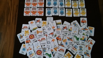 TOYS VOCABULARY UNIT: Great for ESL, Early Primary, Speech Therapy