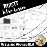 TPCASTT Poetry Analysis Intro Lesson