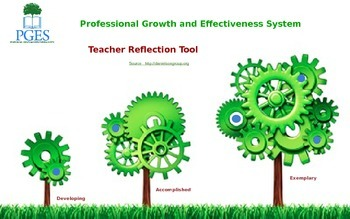 TPGES Self Reflection Tool