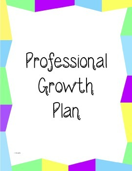 TPGES Teacher Professional Growth and Effectiveness Cover Sheets & Dividers