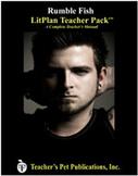 Rumble Fish: LitPlan Teacher Pack