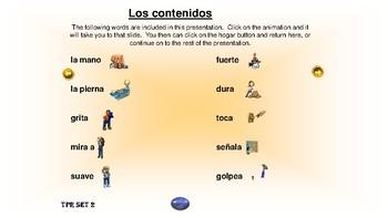 ¡VIVA! Sets 1 - 3 - Comprehensible Input - Listening Spanish 1 Bundle