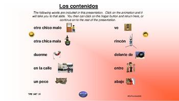 ¡VIVA! Sets 10 and 11 - Comprehensible Input - Spanish 1