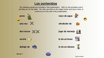 ¡VIVA! Sets 6 and 7 - Comprehensible Input - Listening - Spanish 1