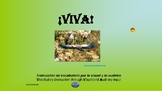 ¡VIVA! Sets 6 and 7 - Comprehensible Input - Listening - S