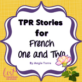 TPR Stories for French One and Two