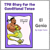 TPR Story for the Conditional Tense in Spanish | El condicional