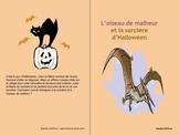 Halloween -Story - L'oiseau de malheur et la sorcière (Ver