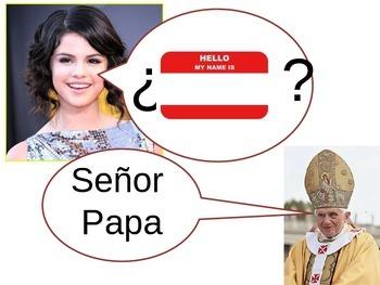 TPRS Basic Spanish Conversation