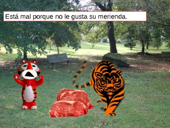 TPRS Digital Story: Tony el Tigre