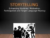TPRS Enhancing Students' Motivation, Participation and Tar