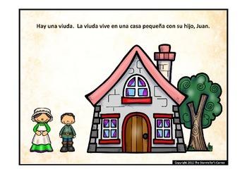 Juan y las habichuelas mágicas - Spanish fairytale (present and past)
