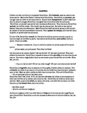TPRS French 2 reading (413 words): Cendrillon & quiz