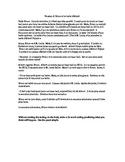 TPRS French 3 reading (451 words)- Bruce et la batte d'Albert