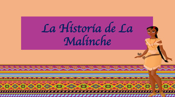Preterite vs Imperfect- La Malinche y La Conquista Española Story