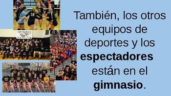 TPRS Spanish - Sports (Expresate 4.1)