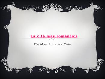 TPRS Spanish Story: La cita más romántica