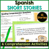 TPRS Spanish short stories using high frequency words