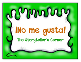 Spanish Food Story - No me gusta